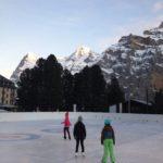 Eislaufschule Mürren