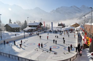 Curling Mürren