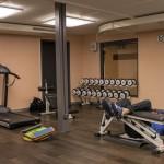 Fitnessraum Mitte