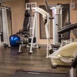 Fitnessraum Rechts